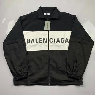 バレンシアガ(Balenciaga)のBALENCIAGA バレンシアガ トラックジャケット M(ナイロンジャケット)