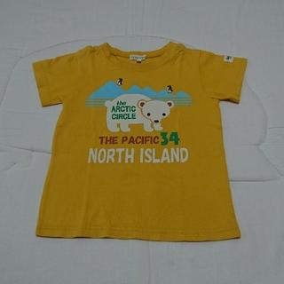 サンカンシオン(3can4on)の【中古】3can4on キッズ Tシャツ (100)(Tシャツ/カットソー)
