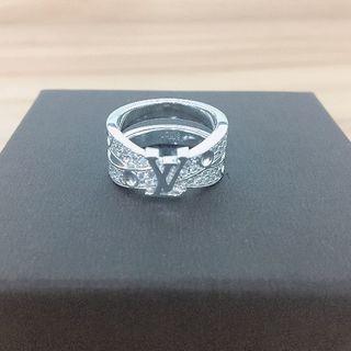 ルイヴィトン(LOUIS VUITTON)のLV(指輪) 男女兼用 SIZE 8(リング(指輪))