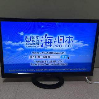 SHARP 液晶カラーテレビLC-24K30