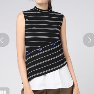 ルシェルブルー(LE CIEL BLEU)のルシェルブルー  ブラウス 新品(シャツ/ブラウス(半袖/袖なし))