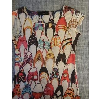 アッシュペーフランス(H.P.FRANCE)のH.Pフランス☆ライチTシャツ トップス アッシュぺーZARAエストネーション(Tシャツ(半袖/袖なし))