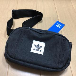 adidas - 新品! 店頭完売品! アディダス ウエストポーチ ブラック