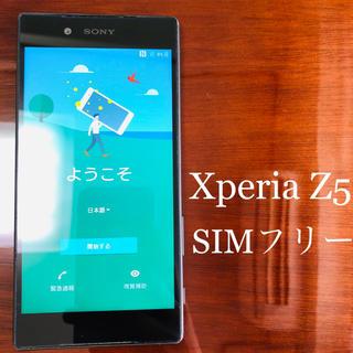 SONY - Xperia Z5 Black 32 GB SIMフリー