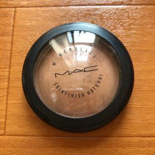 マック(MAC)のMAC ミネラライズ スキンフィニッシュ/ナチュラル ミディアムディープ(フェイスパウダー)