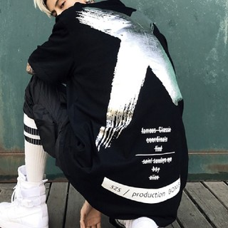 a♡ブラックシルバー♡ユニセックス(Tシャツ/カットソー(半袖/袖なし))