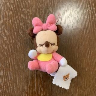 ミニーマウス(ミニーマウス)の❥ ❥ ミニー ぬいぐるみストラップ(キャラクターグッズ)