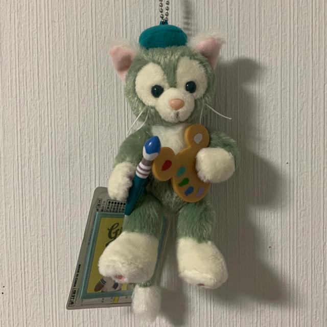 ジェラトーニ(ジェラトーニ)のディズニーシー ジェラトーニ ぬいば エンタメ/ホビーのおもちゃ/ぬいぐるみ(キャラクターグッズ)の商品写真