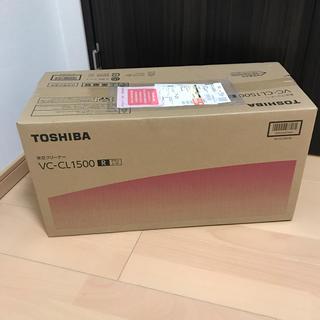 トウシバ(東芝)の新品未開封 東芝 トルネオ V 1500(掃除機)