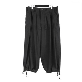 Yohji Yamamoto Balloon Pants 18ss バルーン
