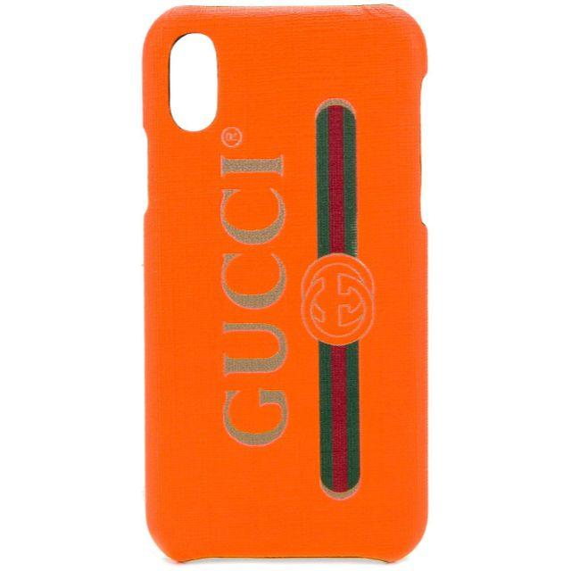 Gucci - 新品☆GUCCI グッチ iPhone X ケースの通販