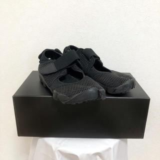 ナイキ(NIKE)の【廃盤】NIKE エアリフト メンズ 26 ブラック 黒 足袋 スニーカー(スニーカー)