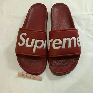 シュプリーム(Supreme)のSupreme サンダル slipper(サンダル)