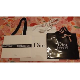 ディオール(Dior)の4枚:ディオール ショップ袋(ショップ袋)