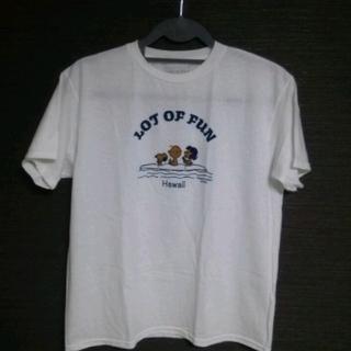 スヌーピー(SNOOPY)のモニホノルル 日焼けスヌーピー Tシャツ moni honolulu ハワイ(Tシャツ(半袖/袖なし))