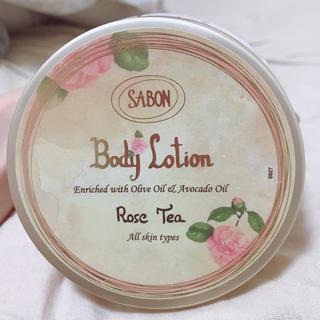 サボン(SABON)のSABON ボディーローション (Rose Tea)(ボディローション/ミルク)