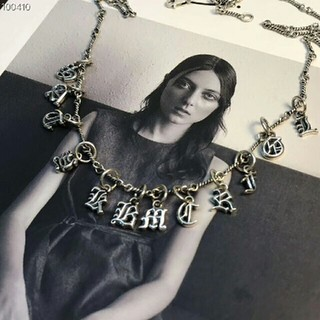 Chrome Hearts - Chrome Hearts  大人気!! 文字 ネックレス