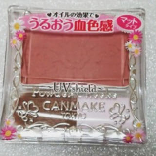 CANMAKE - キャンメイク  パウダーチークス  PW41