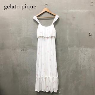 gelato pique - 【gelato pique】ワンピース ルームウェア ジェラートピケ