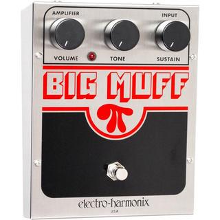 エフェクター(EFFECTOR)の【新品・箱在庫】送料無料!人気のギターエフェクター BIG MUFF PI(エフェクター)