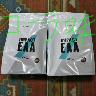 マイプロテイン(MYPROTEIN)のマイプロテイン インパクト EAA 1kg 2個セット コーラ味 必須アミノ酸 (アミノ酸)