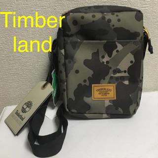 Timberland - 新品 Timberland カモフラ ショルダーバッグ ティンバーランド 迷彩