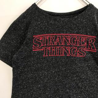 ストレンジャーシングス Tシャツ stranger things Netflix(Tシャツ(半袖/袖なし))