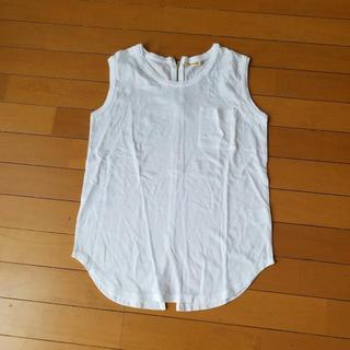 ローズバッド(ROSE BUD)のROSEBUD トップス(カットソー(半袖/袖なし))