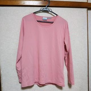 コロンビア(Columbia)の【美品】コロンビア カットソー ロンT(Tシャツ(長袖/七分))