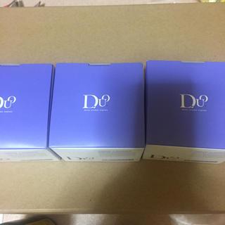 マーキュリーデュオ(MERCURYDUO)のDUO クレンジングバーム ホワイト 3箱 新品(クレンジング / メイク落とし)