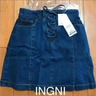 INGNI - デニムスカート