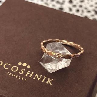 COCOSHNIK - COCOSHNIK  K10カットワークリング