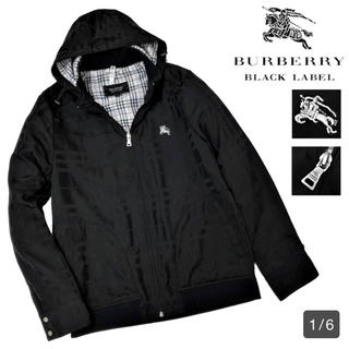 BURBERRY - Burberry ジャケット ブラック