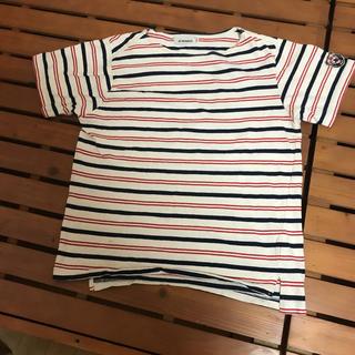 しまむら - ボーダー Tシャツ