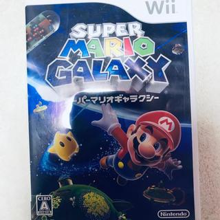 ニンテンドウ(任天堂)のWii スーパーマリオギャラクシー(ゲーム)