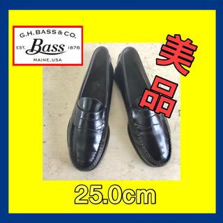 ジーエイチバス(G.H.BASS)のG.H.BASSローファー 25.0(ドレス/ビジネス)