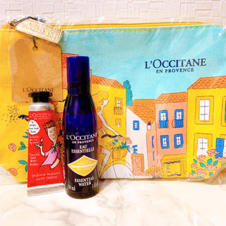 ロクシタン(L'OCCITANE)のロクシタン  ハンドクリーム  化粧水(ハンドクリーム)
