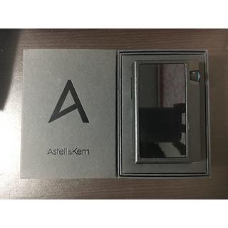 アイリバー(iriver)のAstell&Kern AK70 MKII 純正ケース付き(ポータブルプレーヤー)