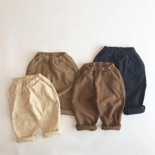 新品 ライトサルエルパンツ 男女兼用 パンツ ボトムス 秋冬 ズボン