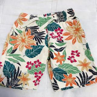 しまむら - しまむら パンツ 男の子 90 ハワイアン