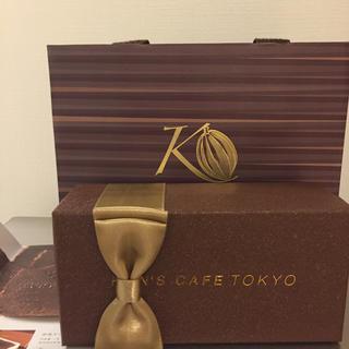 未開封❤️KEN'S  CAFE TOKYO ガトーショコラ ケンズカフェ