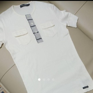 ドルチェアンドガッバーナ(DOLCE&GABBANA)のドルガバ Tシャツ(Tシャツ/カットソー(半袖/袖なし))