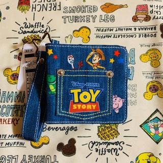 トイ・ストーリー - ディズニー ファンタイム ウィズ トイストーリー パスケース コインケース付