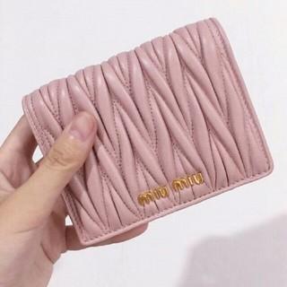 miumiu - 本日限定 miumiu 財布