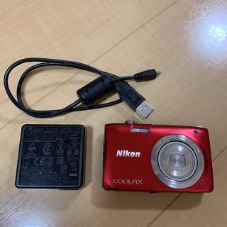 Nikon - デジカメ Nikon COOLPIX S2900