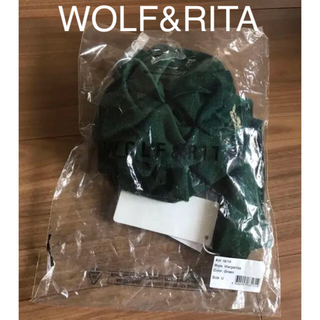 こどもビームス - WOLF&RITA MARGARIDA-Scarf   グリーン