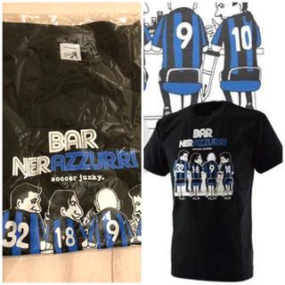 アスレタ(ATHLETA)の新品 soccer junky イタリア代表 Tシャツ サッカー フットサル(ウェア)