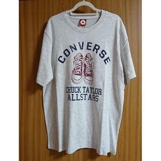 CONVERSE - CONVERSE/コンバース メンズ【タグ付き】Tシャツ Lサイズ