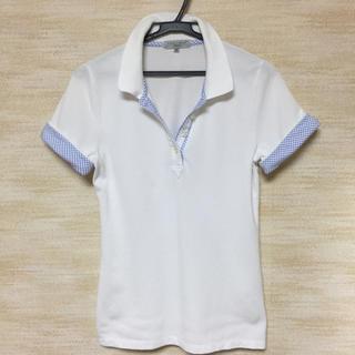 しまむら - 鹿の子ポロシャツ