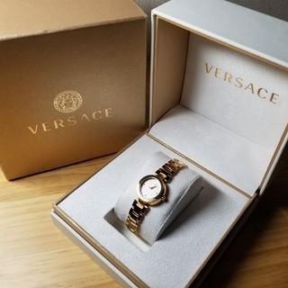 ヴェルサーチ(VERSACE)のVERSACE ヴェルサーチ 腕時計 レディース(腕時計)